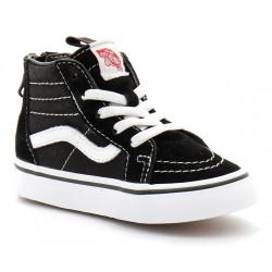 vans chaussures enfant sk8-hi zip (1-4 ans)